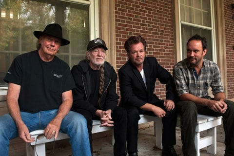 neil young willie nelson john mellencamp dave matthews farm aid 2013