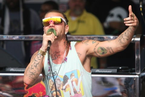 Riff Raff performs in Philadelphia.