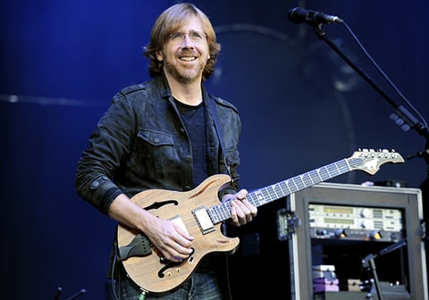 Trey Anastasio Phish