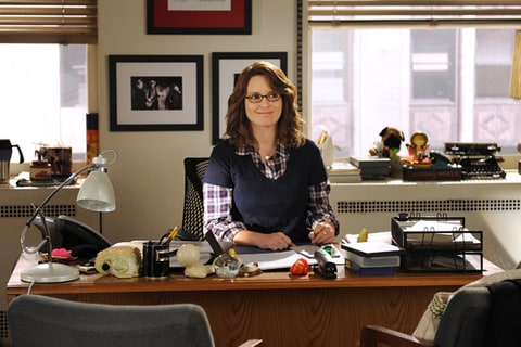Tina Fey as Liz Lemon on '30 Rock.'