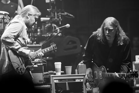 Derek Trucks Warren Haynes Allman Brothers Band Beacon Theatre New York