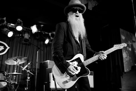 Moving Sidewalks Billy Gibbons