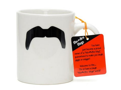 Porn Star Mo Bro Mug by Gift House International