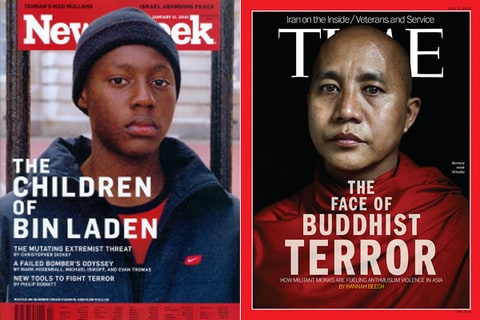 newsweek time magazine