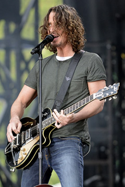 Chris Cornell, Soundgarden, nine inc, nails