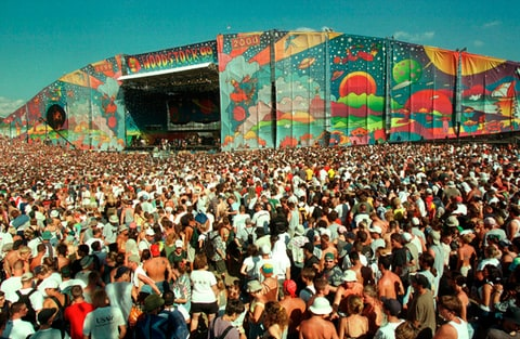 Woodstock 99s frozen galleries 81