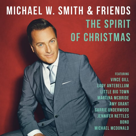 Carrie Underwood, Vince Gill Join Michael W. Smith for Christmas ...