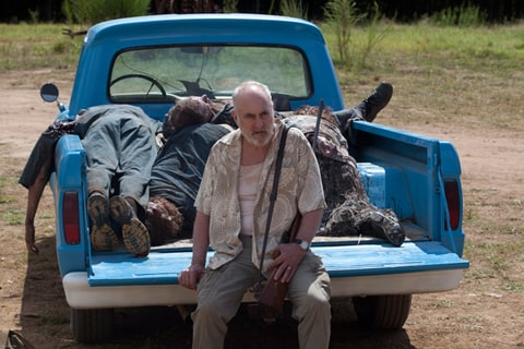 Jeffrey DeMunn in 'The Walking Dead'