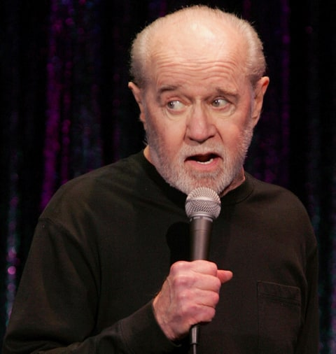 George Carlin in Atlantic City