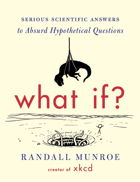 'What If?' book cover
