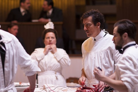 Still from 'The Knick'.