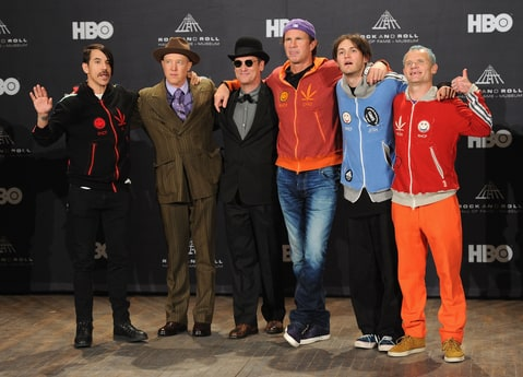 Cliff Martinez and the Red Hot Chili Peppers