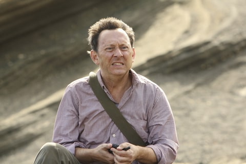 Michael Emerson as Ben Linus in 'Lost'
