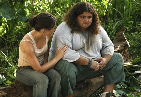 Jorge Garcia as Hurley in 'Lost'
