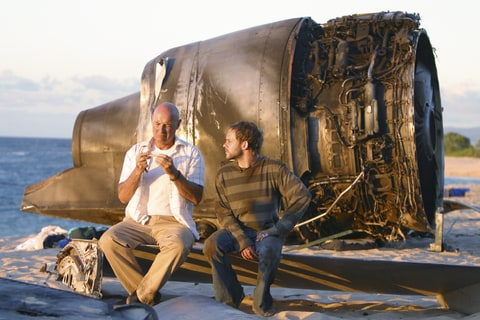 Terry O'Quinn as Locke on 'Lost'