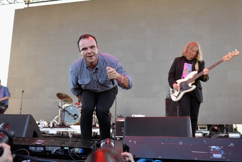 Future Islands perform