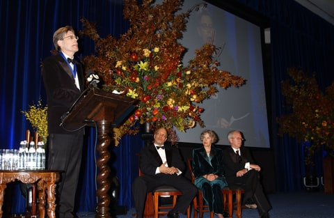 Stephen King at the 54th Annual National Book Awards Ceremony and Benefit Dinner in New York City, New York on November 19th, 2003.
