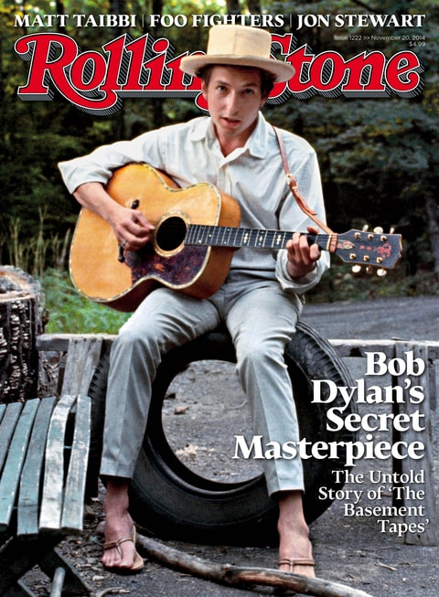 The Basement Tapes Bob Dylan Part - 21: Photo By Elliott Landy/LandyVision.com