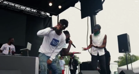 OG Maco's performance from Trillectro 2014.