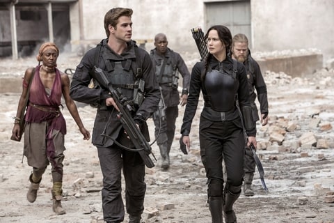 The Hunger Games: Mockingjay -Part 1