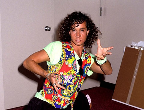 Pauly Shore in 1990.