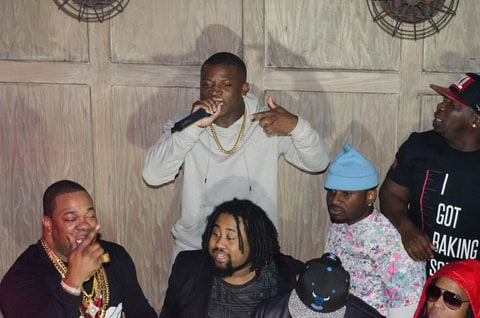 Busta Rhymes and O.T. Genasis