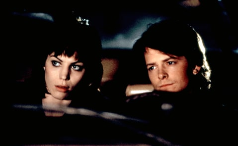 Joan Jett and Michael J. Fox in 'Light of Day.'