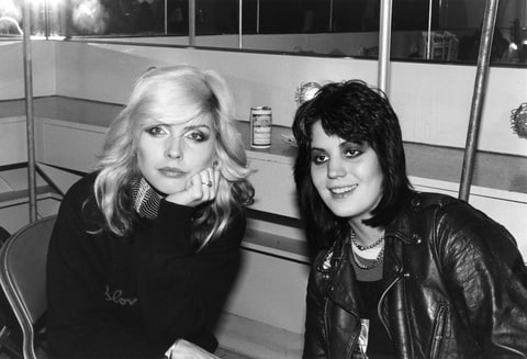 Blondie and Joan Jett