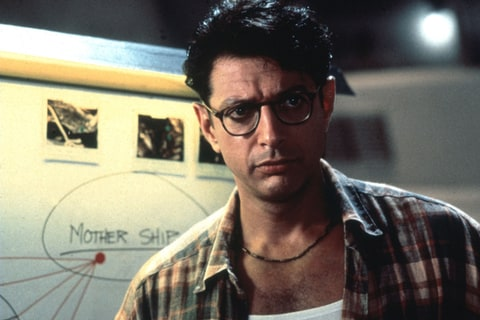 Jeff Goldblum as David Levinson in 'Independence Day.'