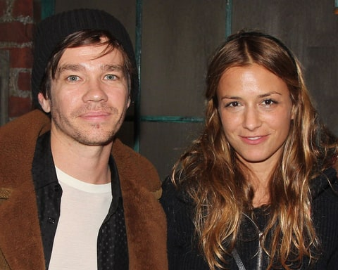 Nate Ruess and Charlotte Ronson