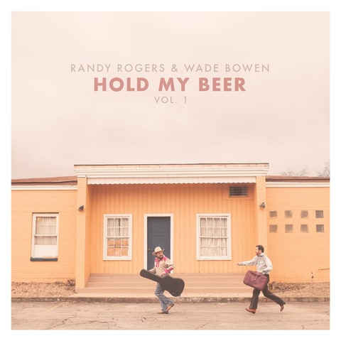 Randy Rogers Wade Bowen album cover