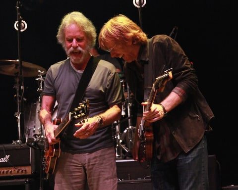 Bob Weird and Trey Anastasio
