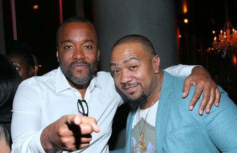 Lee Daniels and Timbaland