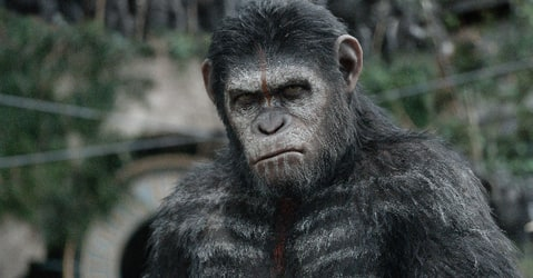 Andy Serkis Dawn of the Planet of the Apes