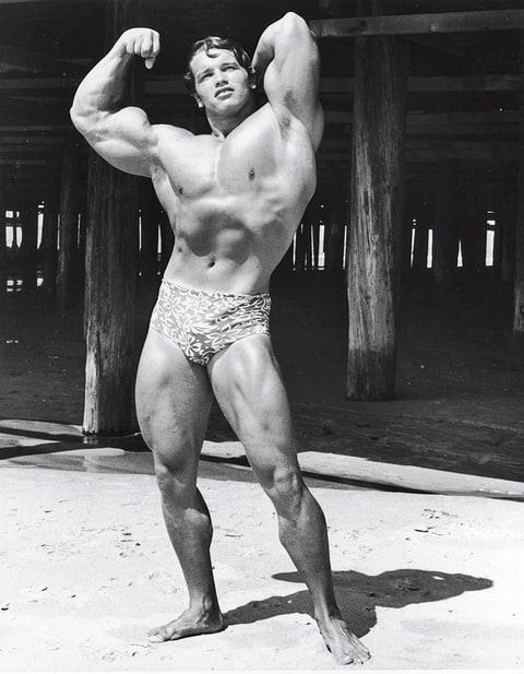 The Unkillable Arnold Schwarzenegger - Rolling Stone