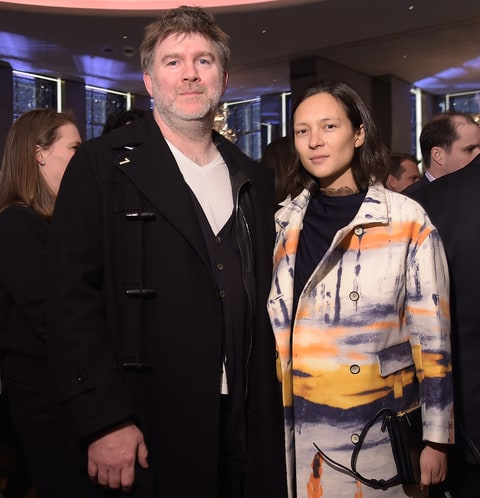 James Murphy and Christina Topsoe