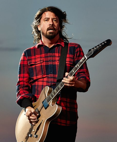 Dave Grohl Tour