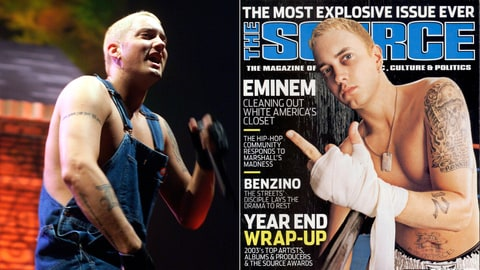 Eminem, The Source