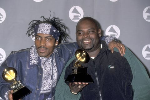 coolio and L.V.