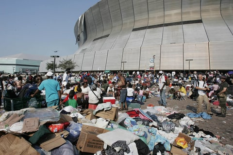 The Lasting Effects Of Hurricane Katrina Rolling Stone