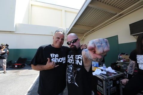 Tony Moran and Kerry King