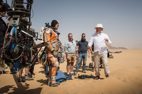 Ridley Scott; Matt Damon