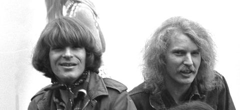 John and Tom Fogerty