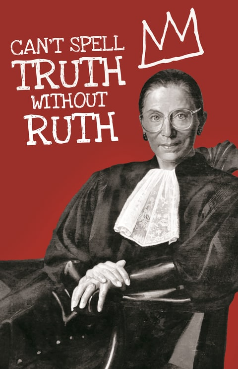 How Ruth Bader Ginsburg Became the 'Notorious RBG ...