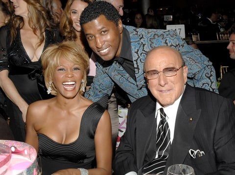 Whitney Houston; Babyface; Clive Davis