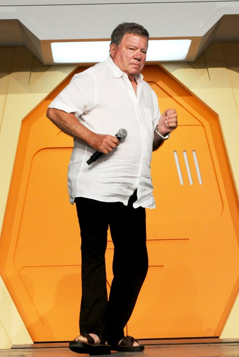 William Shatner, Star Trek
