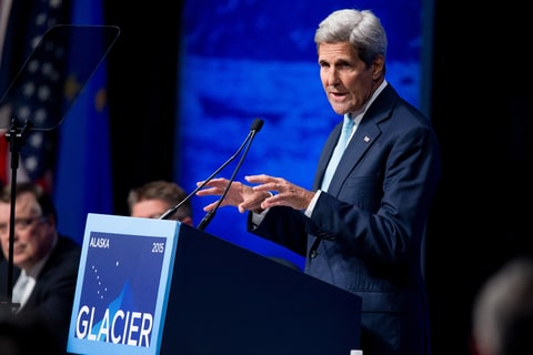 Kerry; Arctic Summit; Alaska