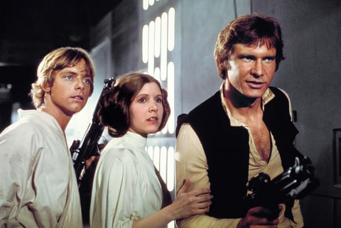 Star Wars; New Hope
