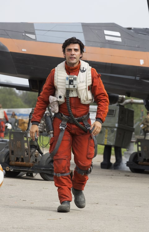 Oscar Isaac; Star Wars; Force Awakens