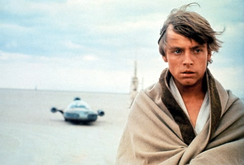 Mark Hamill; New Hope